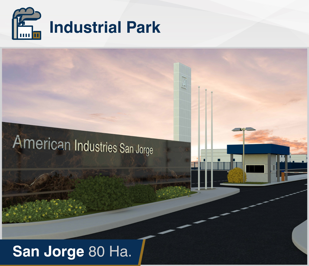 Mexico industrial real estate