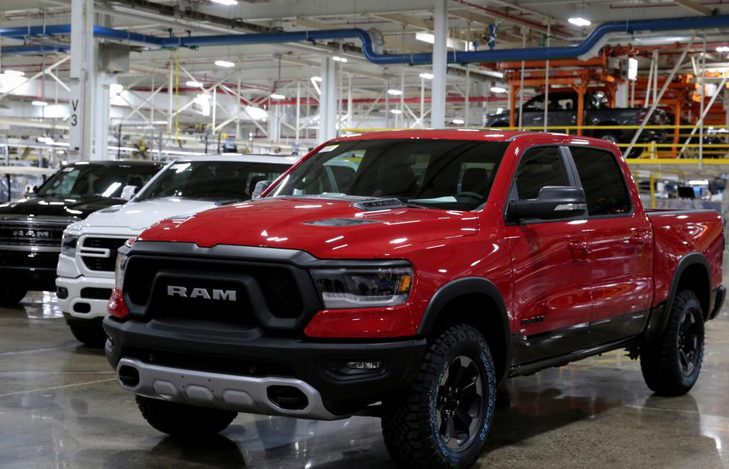 2 3 - To make more Ram trucks, Fiat Chrysler reconsiders Mexico