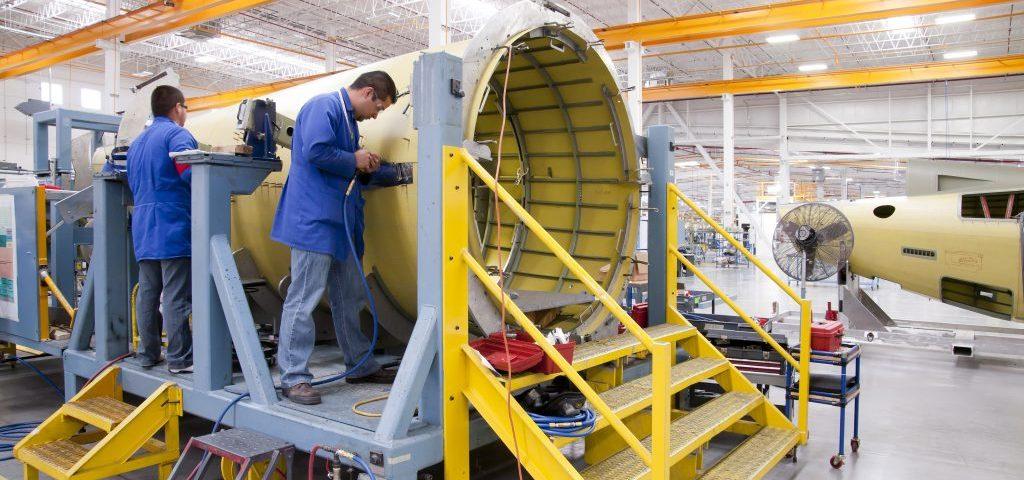 Aerospace manufacturing Mexico