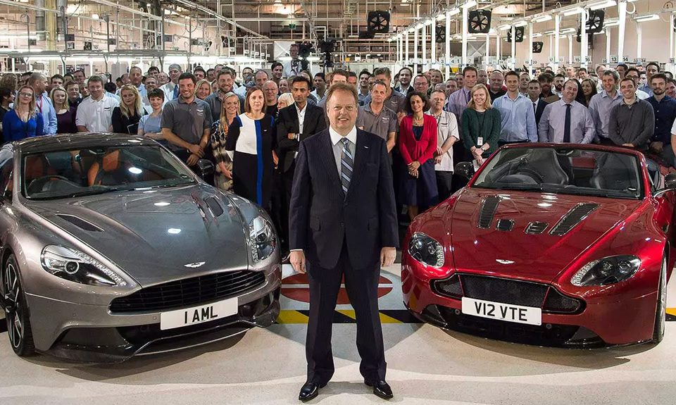1 960x575 - Aston Martin's CEO reveals the biggest change coming to the automotive industry in the next 10 years