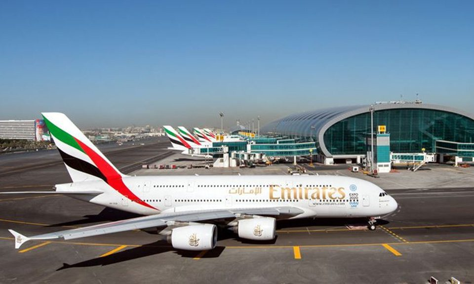 1 1 960x575 - Emirates to launch services to Mexico City via Barcelona