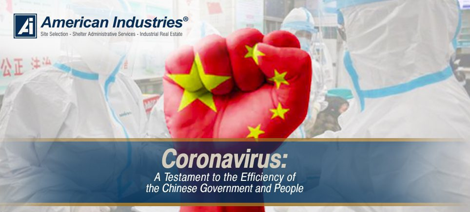 Coronavirus 1 - Coronavirus: A Testament to the Efficiency of the Chinese Government and People