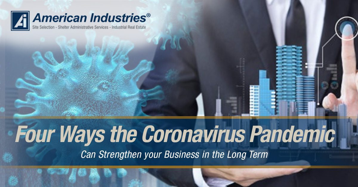 Coronavirus Strenght 1 - Four Ways the Coronavirus Pandemic Can Strengthen your Business in the Long Term