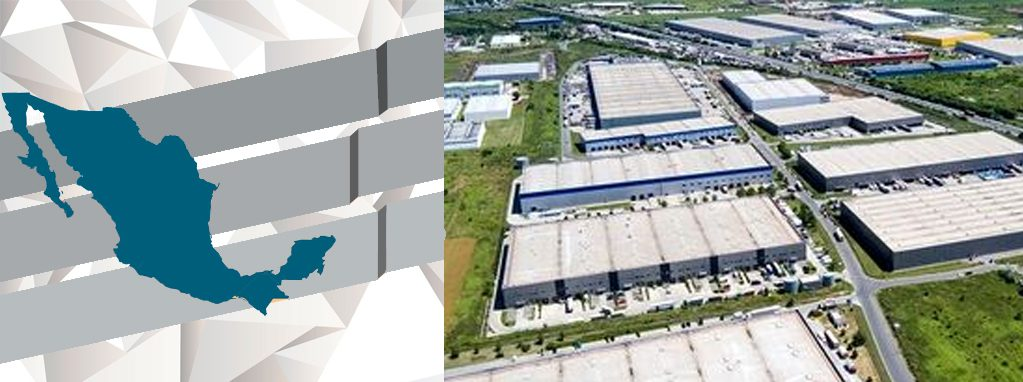 Industrial real estate Mexico