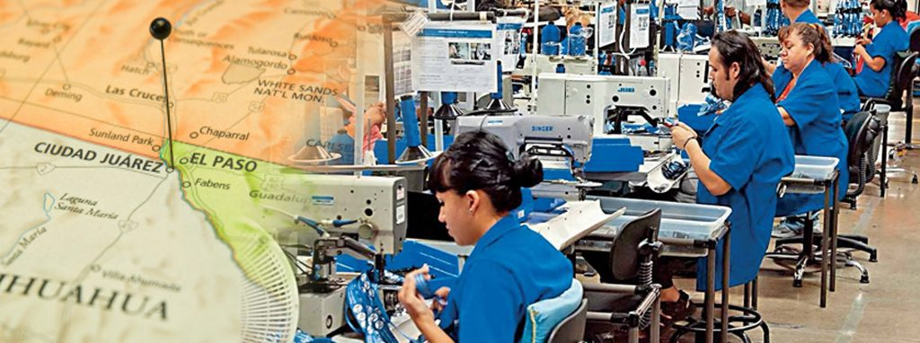 Electronic manufacturing in Mexico